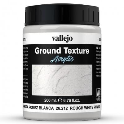 DE: Ground: White Pumice (200 ml.)