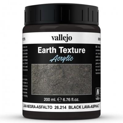DE: Earth: Black Lava-Asphalt (200 ml.)