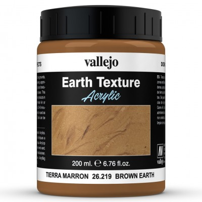 DE: Earth: Brown Earth (200 ml.)