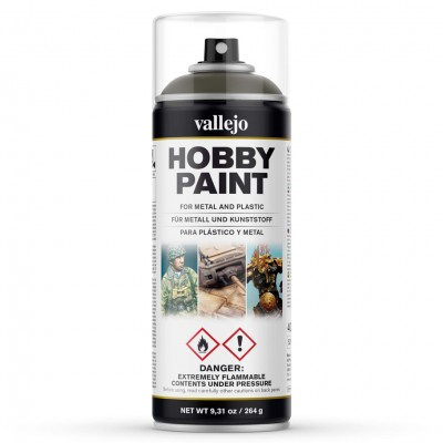 Spray: Russian Green 4BO (400 ml.)