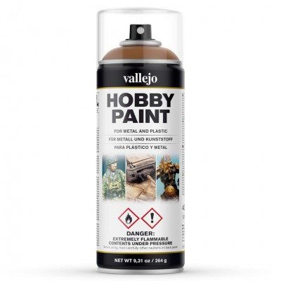 Spray: Leather Brown (400 ml.)