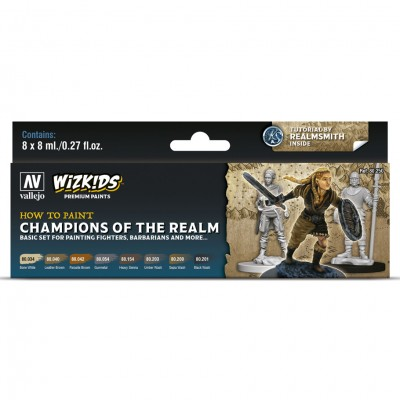 WizKids Premium: Champions of the Realm