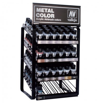 Metal Color Complete Range w/ Rack