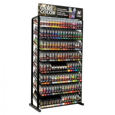 Game Color Complete Range w/ Rack