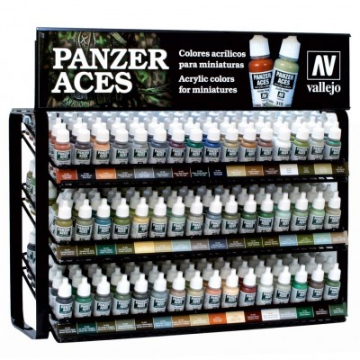 Panzer Aces Full Complete Rack