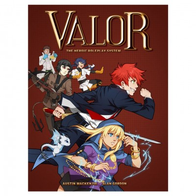 Valor: the Heroic Tabletop RPG