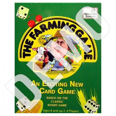 Farming Game Card Game DEMO
