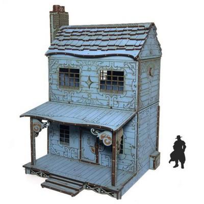 WWX: Terrain: Red Oak Town House