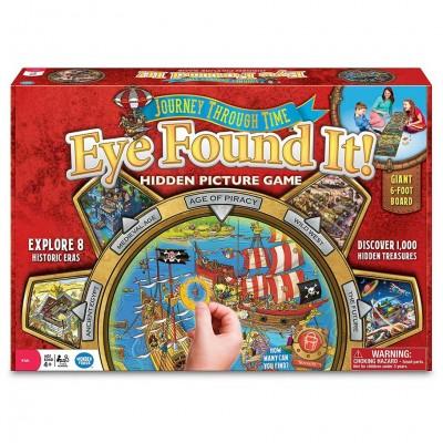 Journey Through Time: Eye Found It! Game