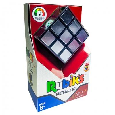 Rubik's 40th Anniversary Metallic 3x3