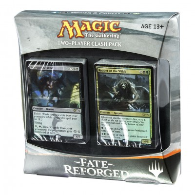 MtG: Fate Reforged Clash Pack
