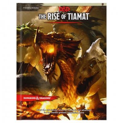 D&D 5th: The Rise of Tiamat