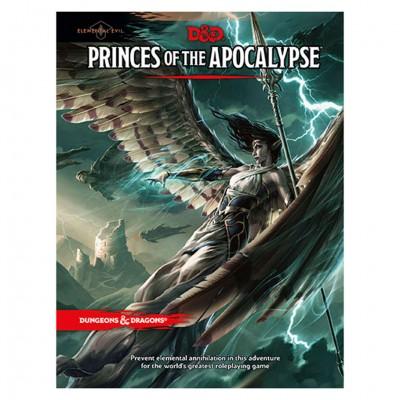 D&D 5th: Princes of the Apocalypse