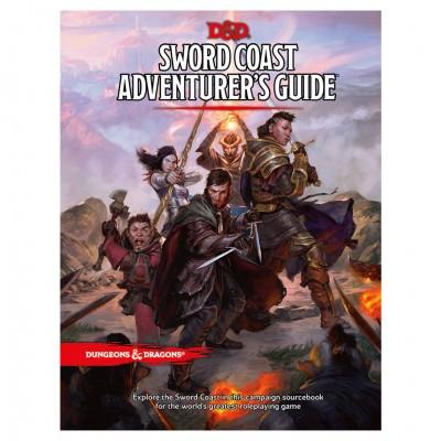 D&D 5th: Sword Coast Adventurers Guide