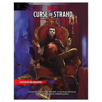 D&D 5th: Curse of Strahd