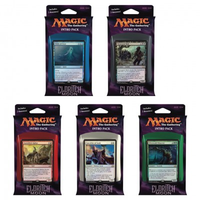 MtG: Eldritch Moon Intro Pack Display