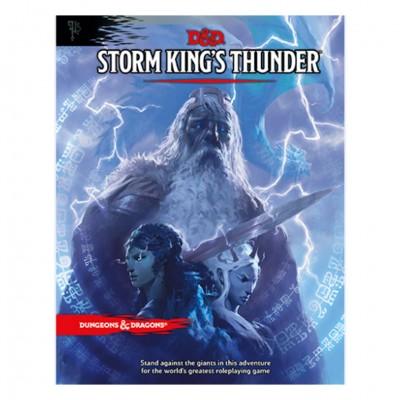 D&D 5th: Storm King's Thunder (HC)