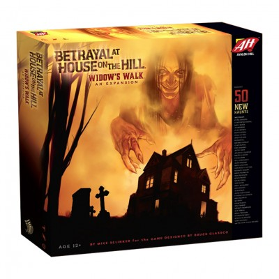 Betrayal at House on the Hill:Widow Walk