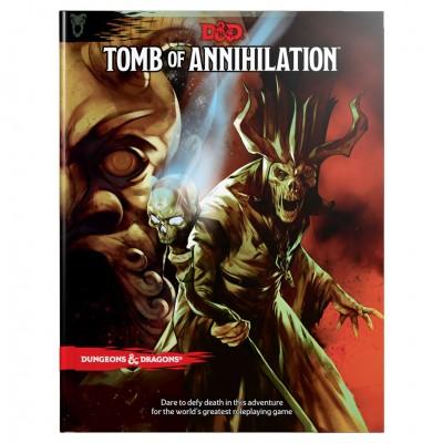 D&D 5th: Tomb of Annihilation (HC)
