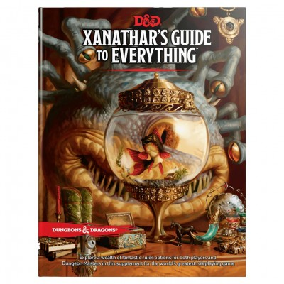 D&D 5E: Xanathars Guide to Everything