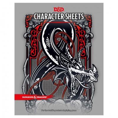 D&D 5th: Character Sheets