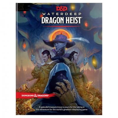 D&D 5th: Waterdeep Dragon Heist