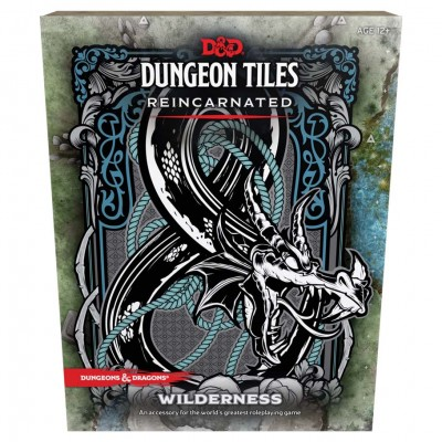 Dungeon Tiles Reincarnated: Wilderness