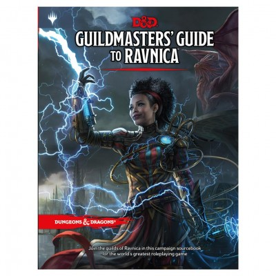 D&D 5th: Guildmasters Guide to Ravnica