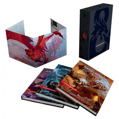 D&D 5th: Core Rulebook Gift Set