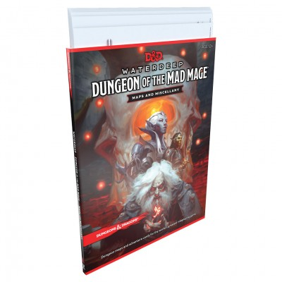 D&D 5E: Dungeon of the Mad Mage Map Pack