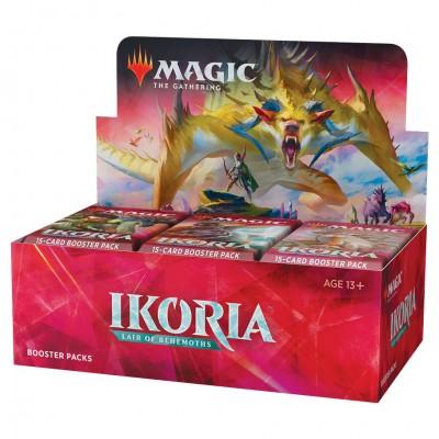 MtG: Ikoria Draft BD