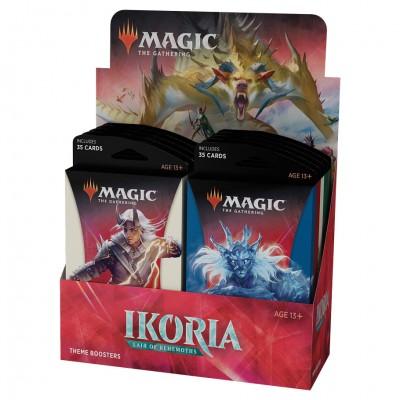 MtG: Ikoria Theme BD