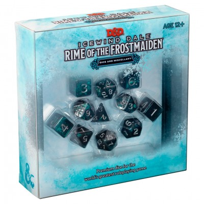 D&D: Icewind Dale: Rime o/t Frost Dice