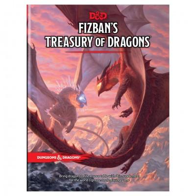 D&D 5E: Fizban's Treasury of Dragons