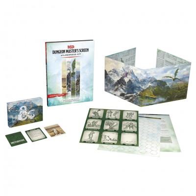 D&D 5E: DM's Screen Dungeon Kit