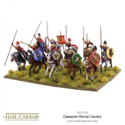 HC: Caesarian Roman Cavalry