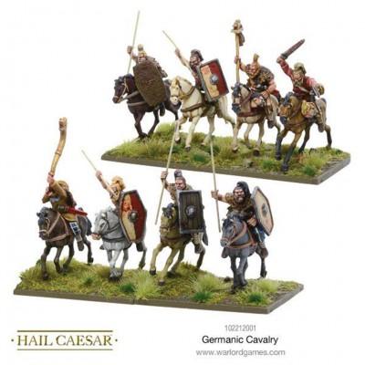 HC: Germanic Cavalry