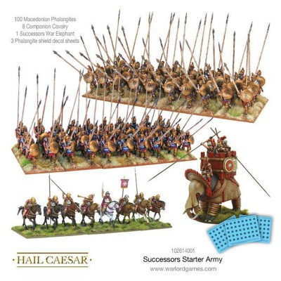 HC: Macedonian Successor Starter Army