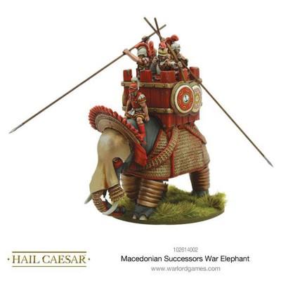 HC: Macedonian Successor War Elephant