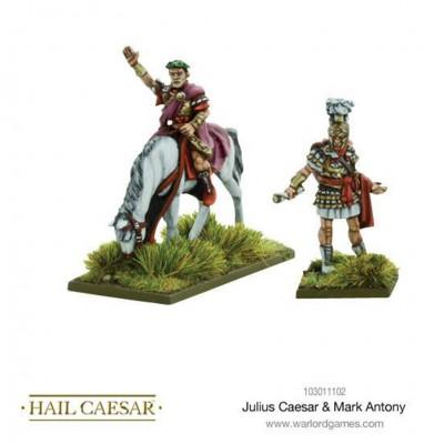 HC: Julius Caesar & Mark Antony