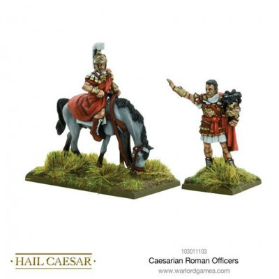 HC: Caesarian Roman Officers