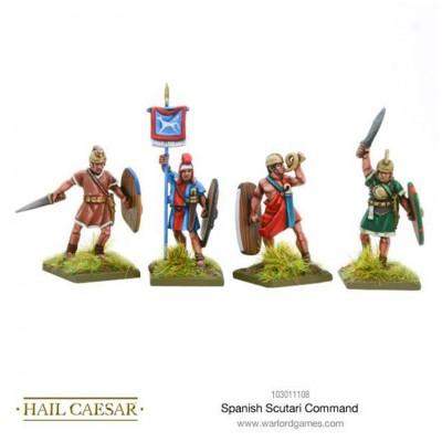 HC: Spanish Scutari Command