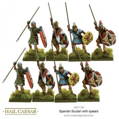 HC: Spanish Scutari with Spears