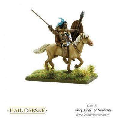 HC: King Juba I of Numidia