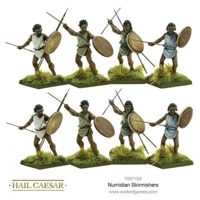 HC: Numidian Skirmishers