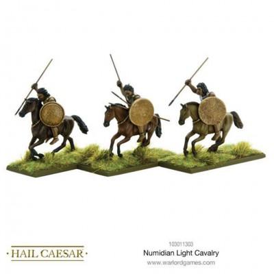 HC: Numidian Light Cavalry