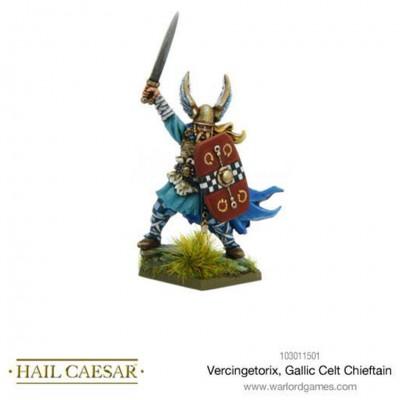 HC: Vercingetorix, Gallic Celt Chieftain