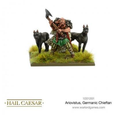 HC: Ariovistus, Germanic Chieftan