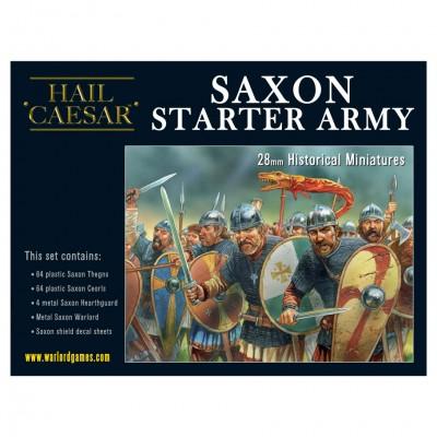 HC: Saxon Starter Army