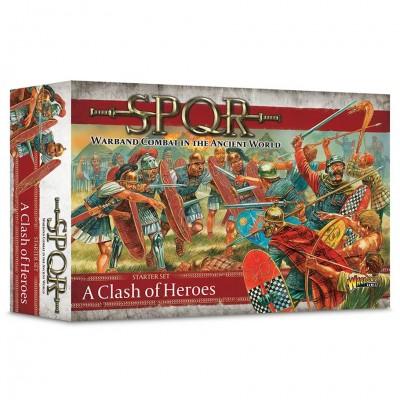 SPQR: Starter Set:  Clash of Heroes